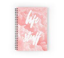 Life Stuff Spiral Notebook