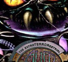 The ExtraTERRORestrial Sticker