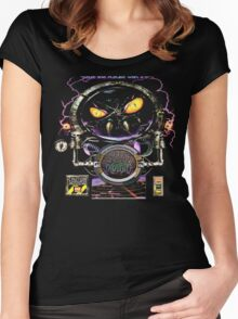 The ExtraTERRORestrial Women's Fitted Scoop T-Shirt