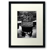 Untermyer Fountain Framed Print