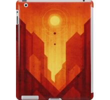 Mars - Valles Marineris iPad Case/Skin