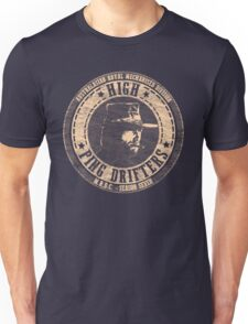 High Ping Drifters Brown T-Shirt