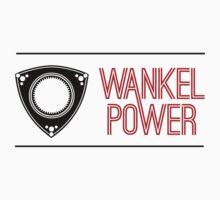 Wankel Power Kids Tee