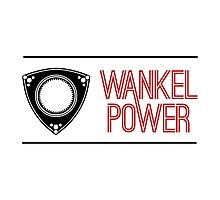 Wankel Power Photographic Print