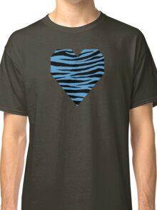0115 Carolina Blue Tiger Classic T-Shirt