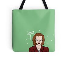Special Agent Dana Scully Tote Bag