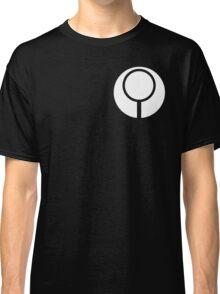 Halo - Marathon Sigil (White) Classic T-Shirt