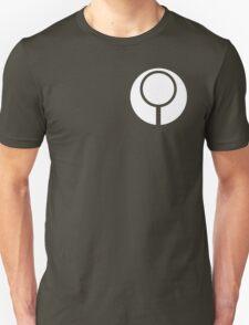 Halo - Marathon Sigil (White) Unisex T-Shirt