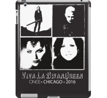 Once Upon A Time SwanQueen Convention iPad Case/Skin
