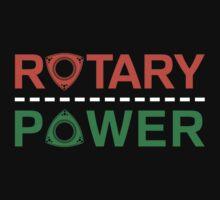 Rotary Power One Piece - Short Sleeve