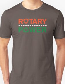 Rotary Power - Mazda 787B Racing Livery T-Shirt