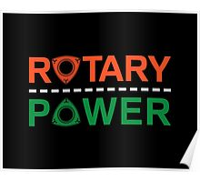 Rotary Power Poster