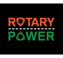 Rotary Power Photographic Print