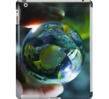 Fish in a Crystal Ball  iPad Case/Skin