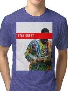 Supreme x Biggie Tri-blend T-Shirt