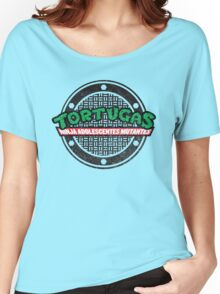 Tortugas Ninja Women's Relaxed Fit T-Shirt