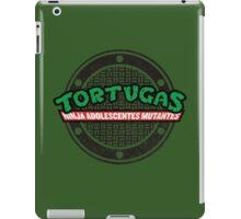 Tortugas Ninja iPad Case/Skin