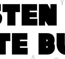 Listen To Kate Bush Sticker