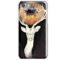 In the Wolf's Eye iPhone Case/Skin