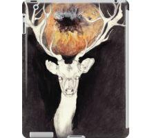 In the Wolf's Eye iPad Case/Skin