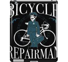 The Bicycle Repair Man iPad Case/Skin