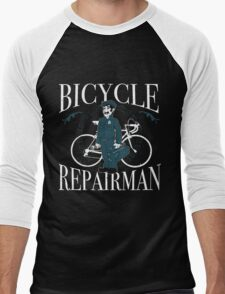 The Bicycle Repair Man Men's Baseball ¾ T-Shirt