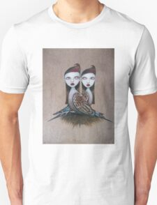 Sibling Rivalry Unisex T-Shirt