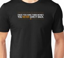 Star Trek - First Rule Of Acquisition - Clean Unisex T-Shirt