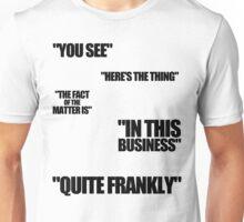 Haitch opens #RAW again... Unisex T-Shirt