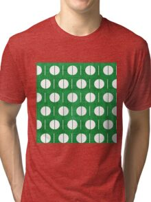 MCM Green Spurk Tri-blend T-Shirt