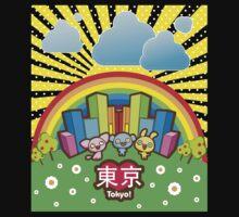 Love Tokyo! One Piece - Long Sleeve