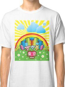 Love Tokyo! Classic T-Shirt