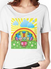 Love Tokyo! Women's Relaxed Fit T-Shirt