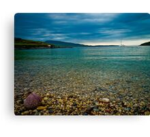 Shores of Loch Eriboll Canvas Print