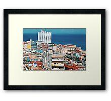 Havana from the 9th Floor (Havana) Framed Print