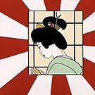 Geisha No. 3 by Simone Maynard