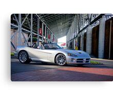 Dodge Viper SRT 10 Canvas Print