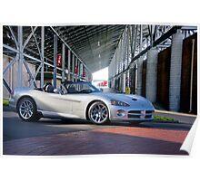 Dodge Viper SRT 10 Poster