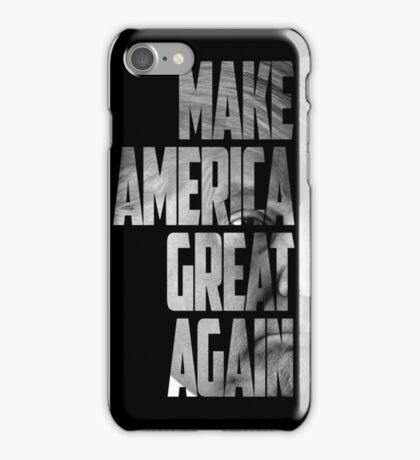 Make America Great Again -Donald Trump iPhone Case/Skin