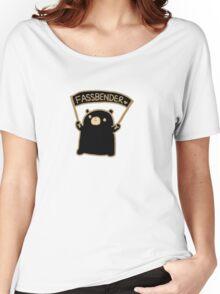 Winnie Fassbender!  Women's Relaxed Fit T-Shirt