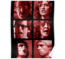 Rocky Horror Reactions  Poster