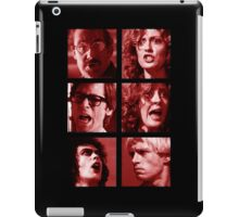 Rocky Horror Reactions  iPad Case/Skin