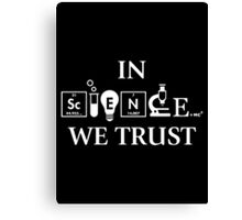 science trust Canvas Print