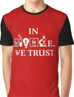 science trust Graphic T-Shirt
