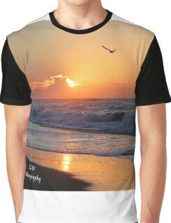 Carolina Coastal Morning Graphic T-Shirt
