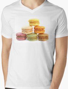 Leaning Tower of Tasty Mens V-Neck T-Shirt