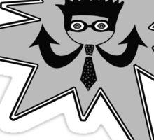 Nerd Power Sticker