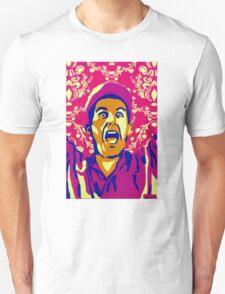 Billy Madison, I Am The Smartest Man Alive, Stencil Art Unisex T-Shirt