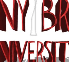 Stony Brook Sticker