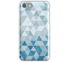 Isometric Winter iPhone Case/Skin